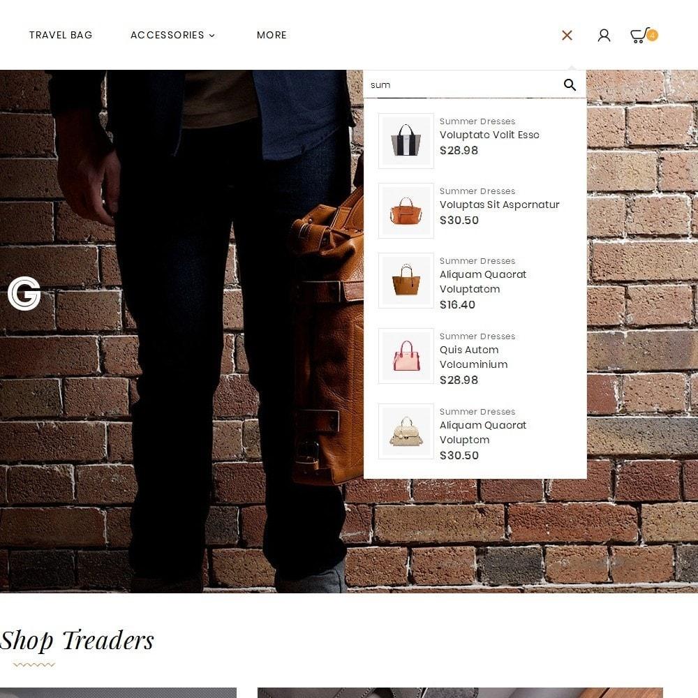 theme - Moda y Calzado - Leather Bag Crafts - 11