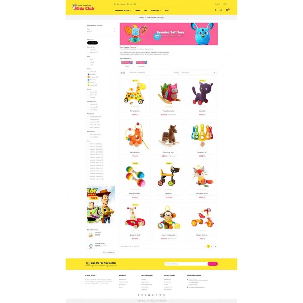 theme - Kinder & Spielzeug - Kids Toy Club - 4
