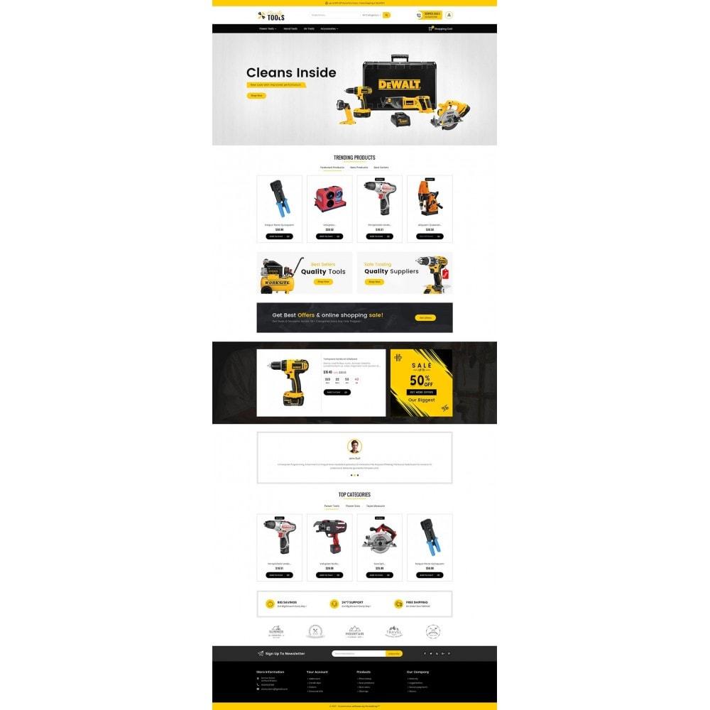 theme - Elektronik & High Tech - Handy Tools Store - 3