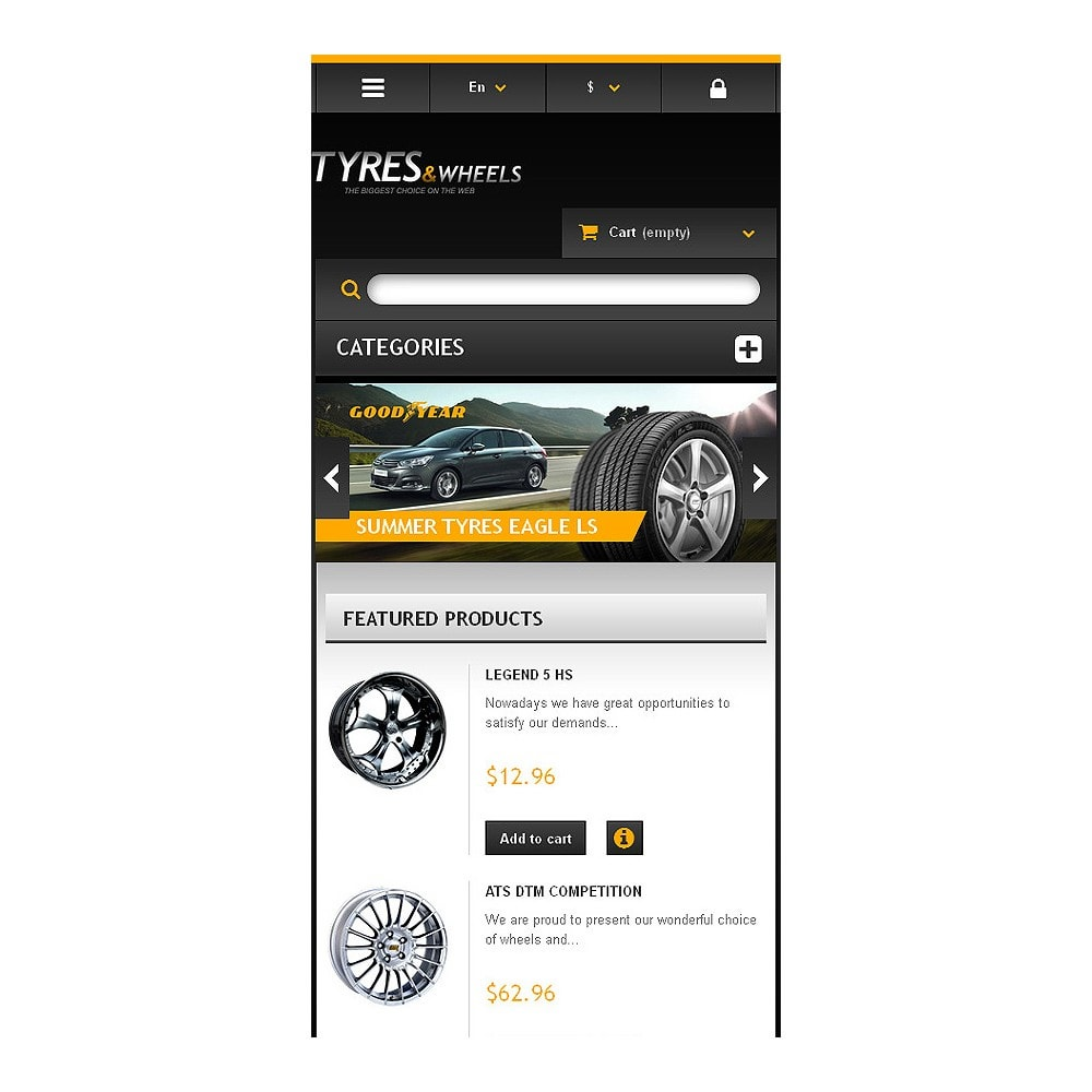 theme - Coches y Motos - Tyres & Wheels Store - 8