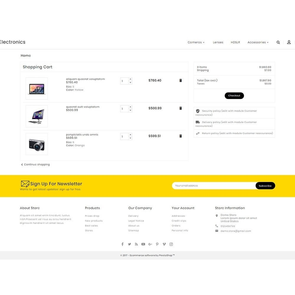 theme - Electronique & High Tech - Electronics Store - 7