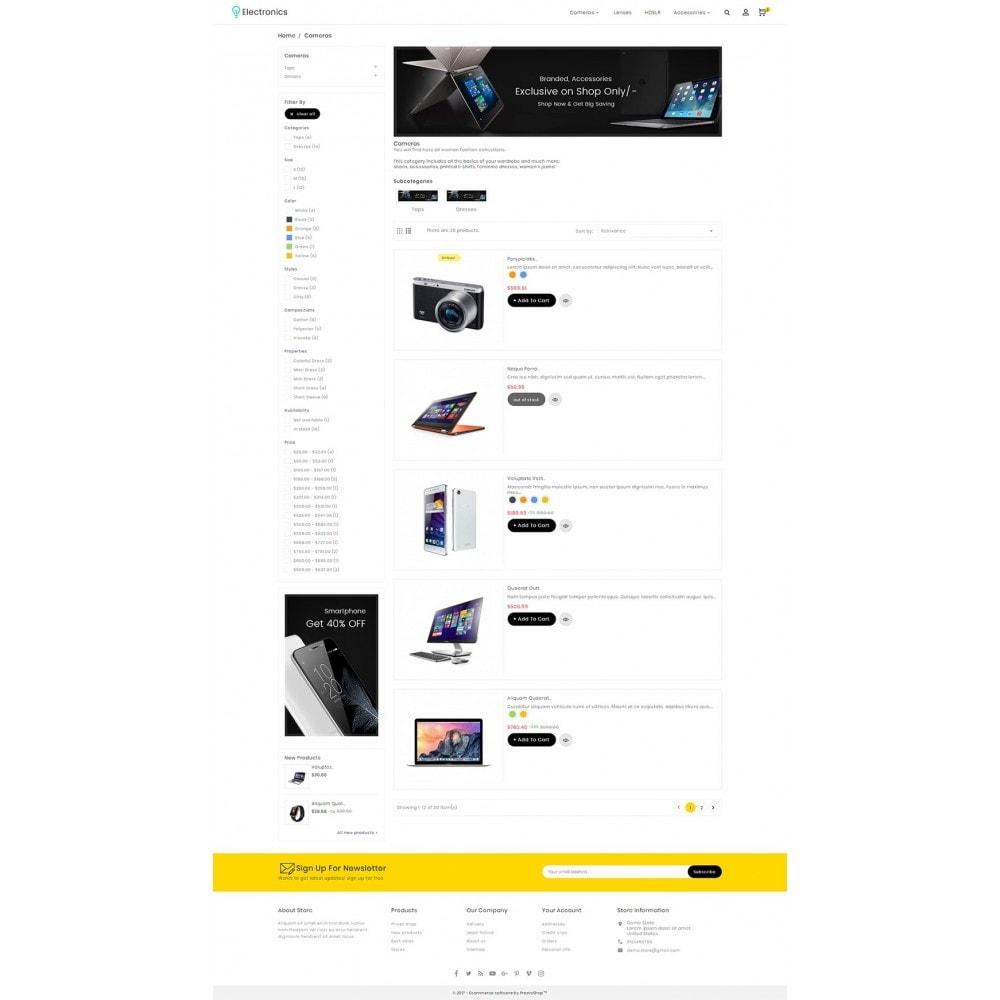 theme - Elektronik & High Tech - Electronics Store - 5