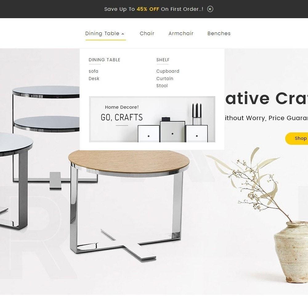 theme - Casa & Giardino - Craft Furniture Store - 10