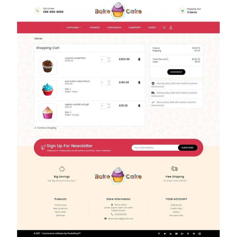 theme - Lebensmittel & Restaurants - Cake Shop - 7