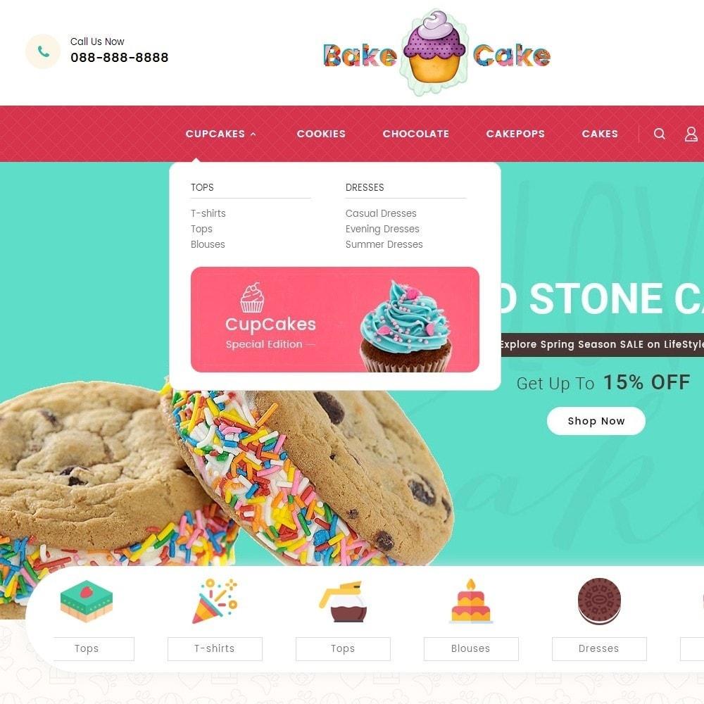 theme - Lebensmittel & Restaurants - Cake Shop - 11