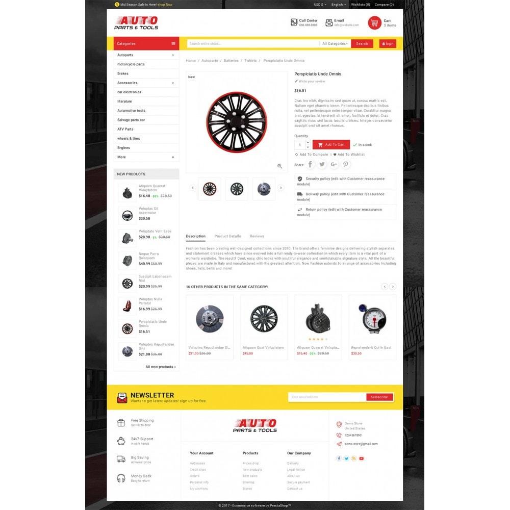 theme - Autos & Motorräder - Auto Parts Mega Store - 6
