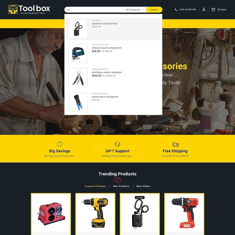 theme - Autos & Motorräder - Tools Store - 10