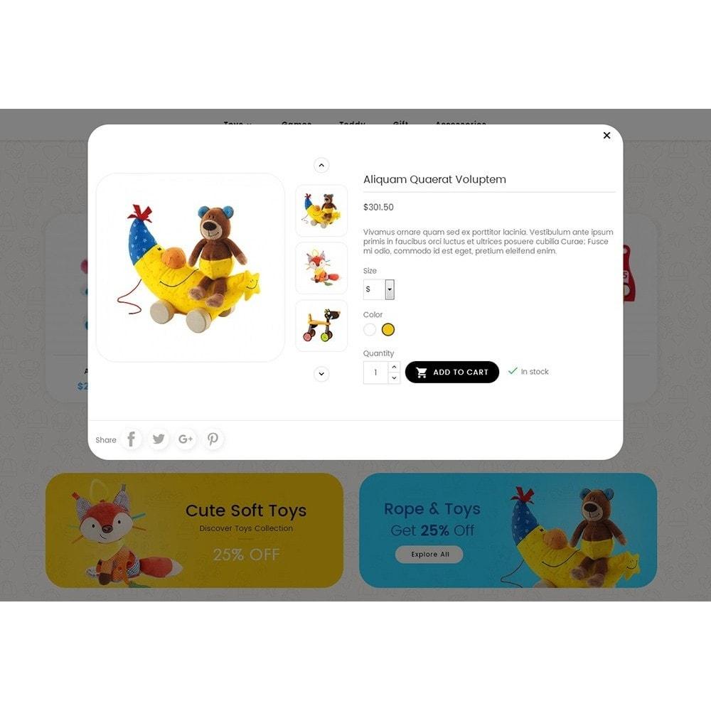 theme - Niños y Juguetes - Kids Toy Club - 9