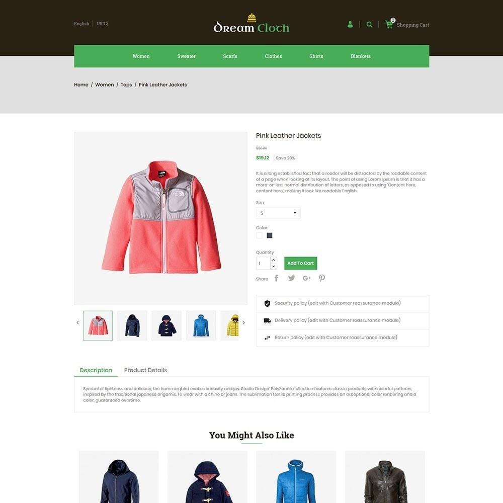 theme - Mode & Schuhe - Dream Cloth Store - 5