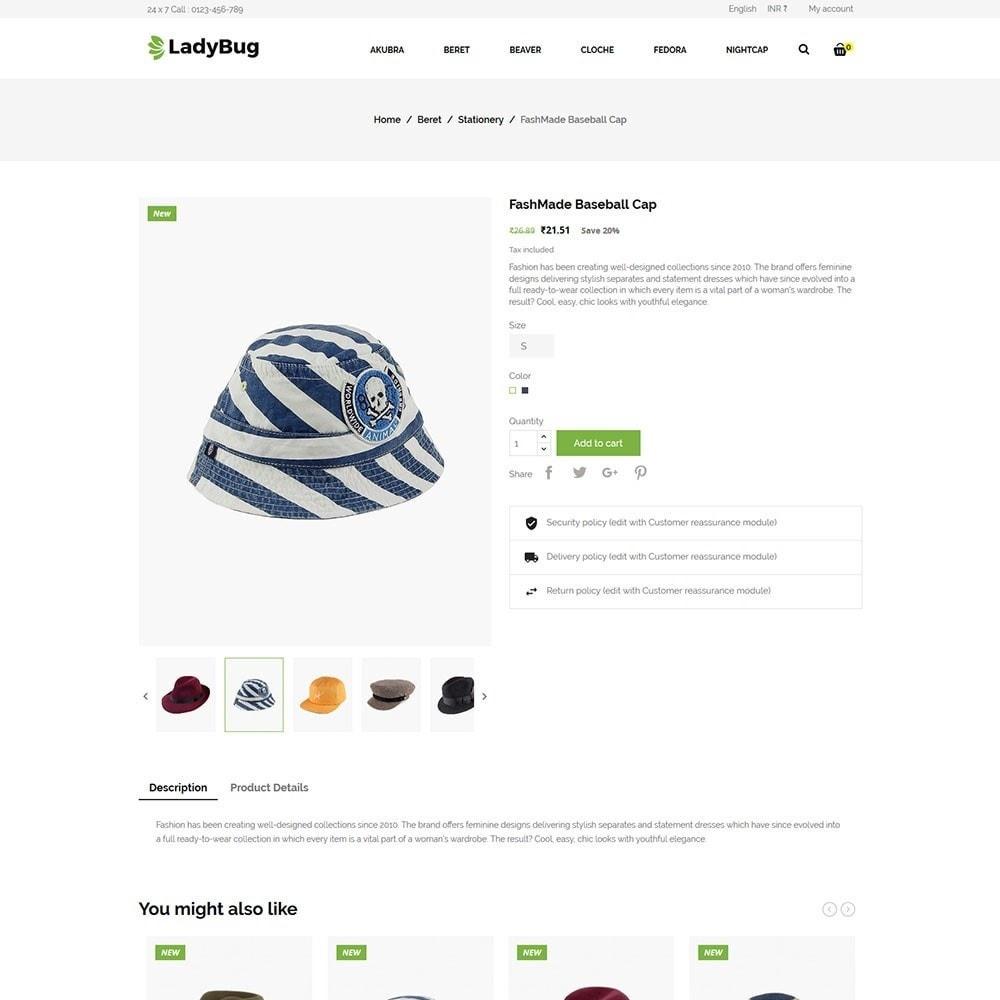 theme - Moda & Obuwie - Lady Bag  Store - 5