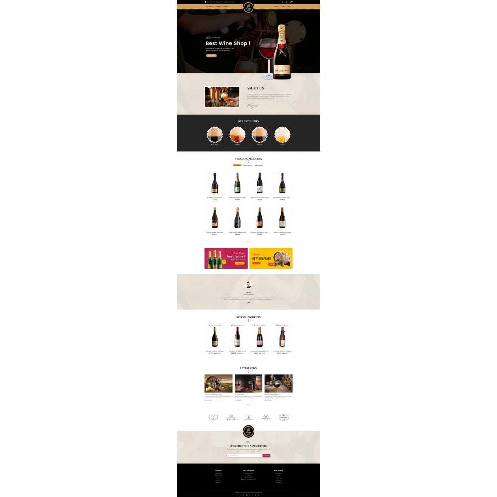 theme - Drink & Wine - WineYard Store - 3