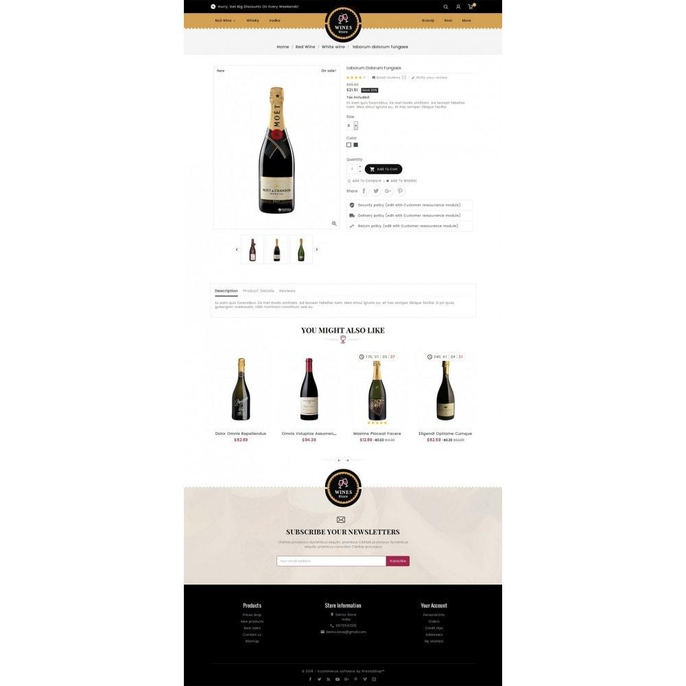 theme - Drink & Wine - WineYard Store - 6