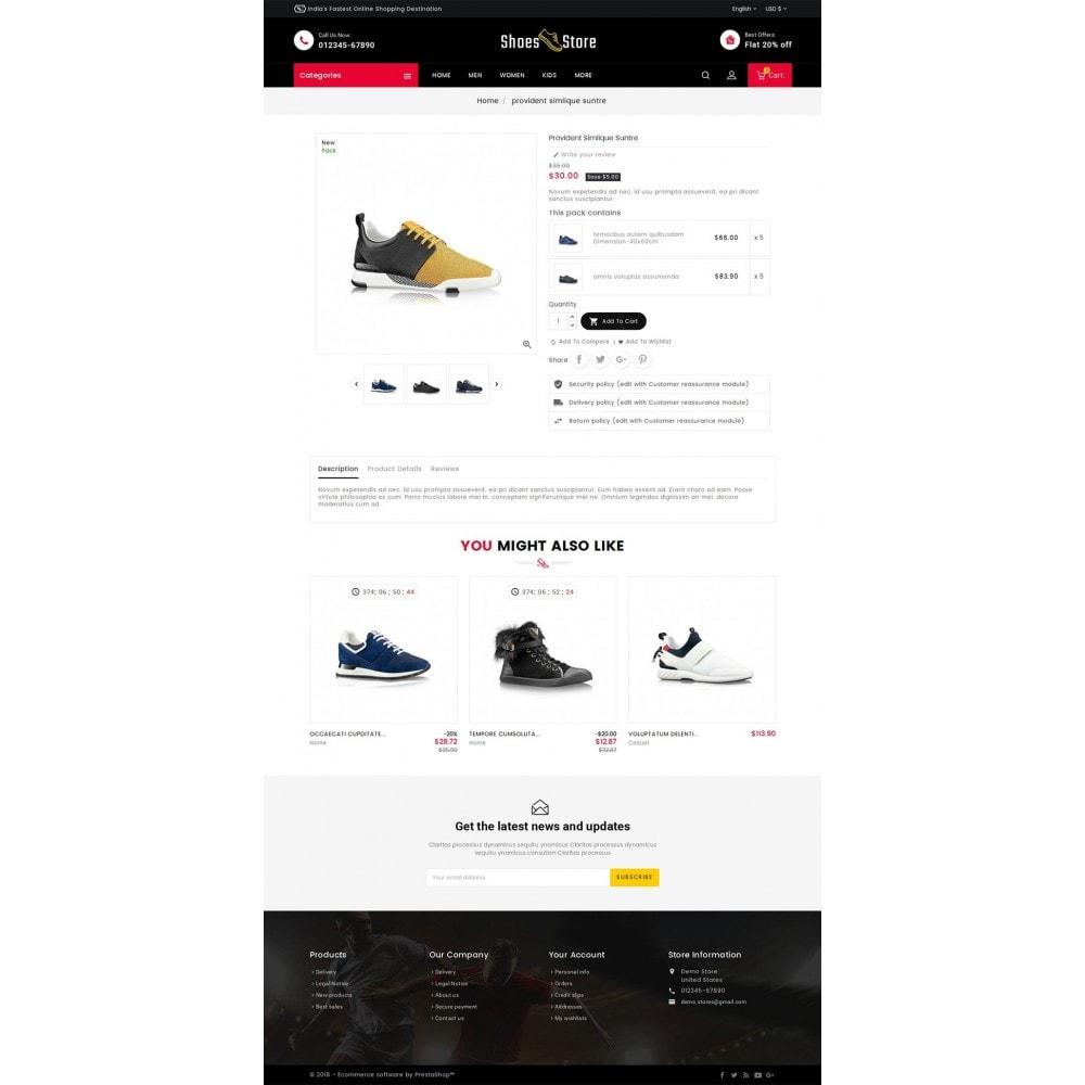 theme - Sport, Attività & Viaggi - Sports Shoes Store - 6