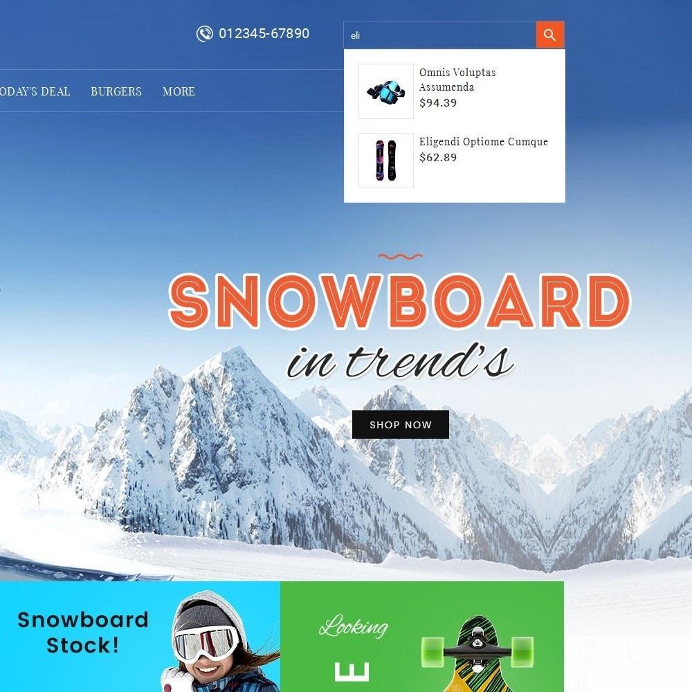 theme - Sport, Loisirs & Voyage - Ski & Snow Boards - 10