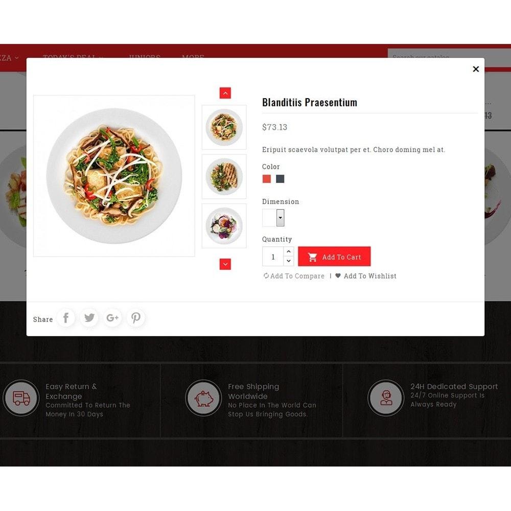 theme - Cibo & Ristorazione - Restaurant & Snacks Food - 8