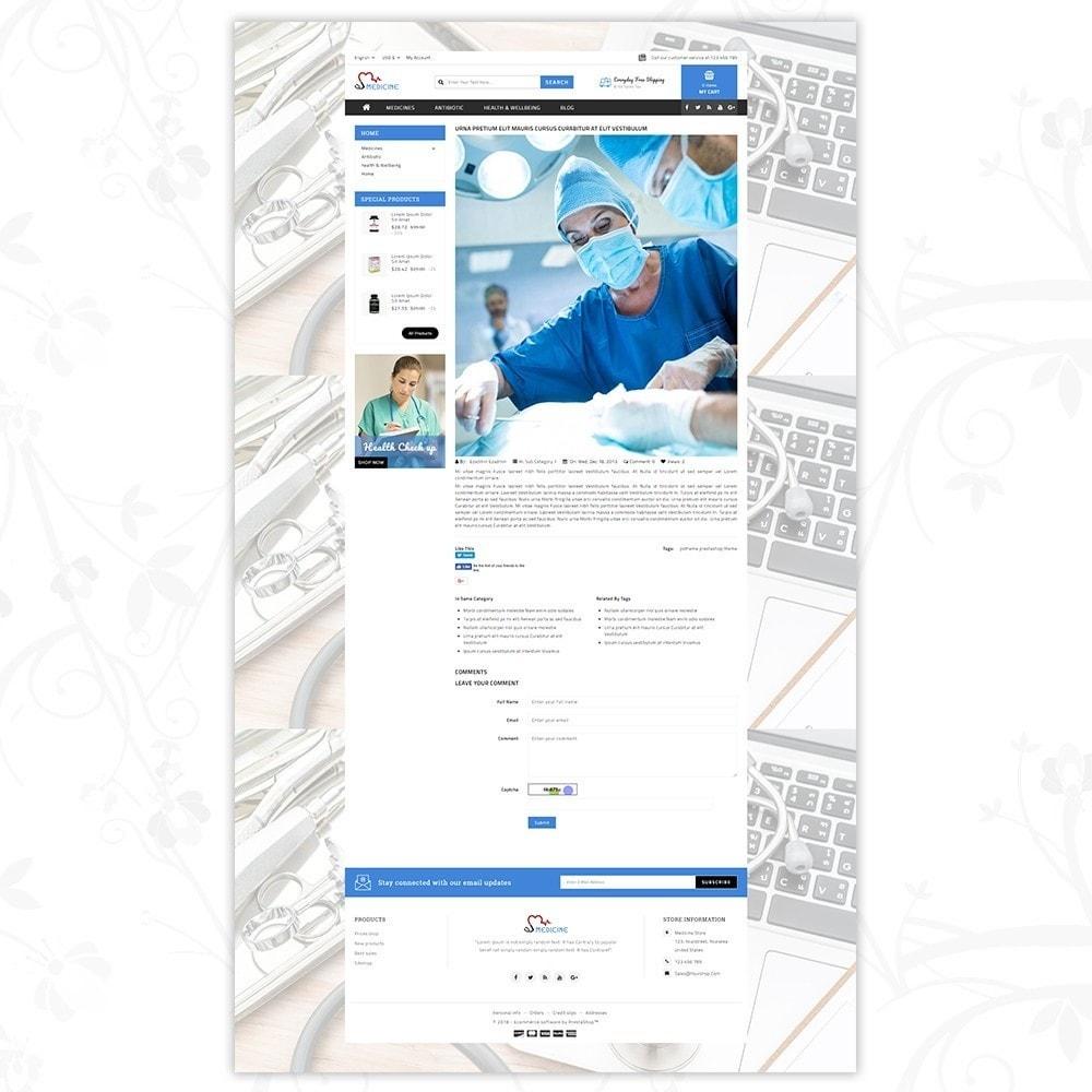 theme - Salud y Belleza - Medicine Store - 7