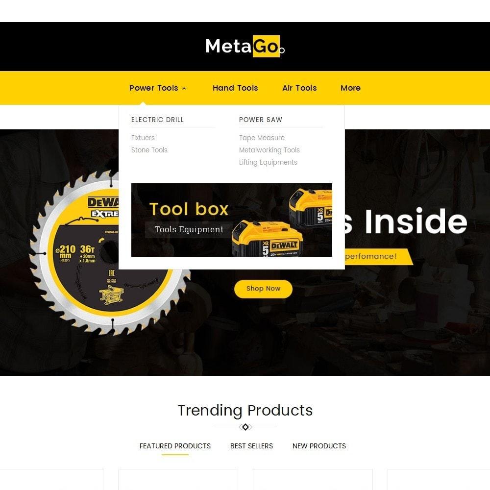 theme - Heim & Garten - Melano Power Tools - 9