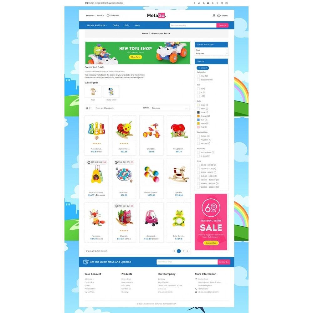 theme - Enfants & Jouets - Melano Kids Toys - 4