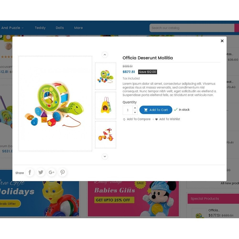 theme - Enfants & Jouets - Melano Kids Toys - 8