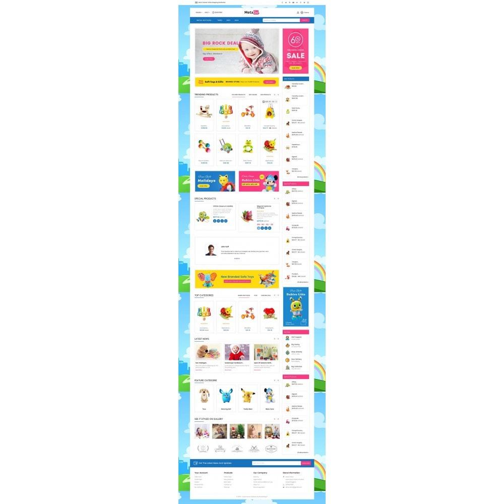theme - Niños y Juguetes - Melano Kids Toys - 3
