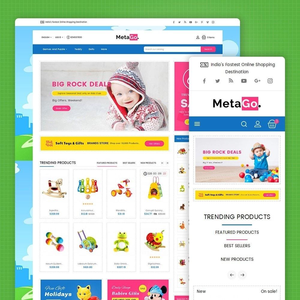 theme - Bambini & Giocattoli - Melano Kids Toys - 2