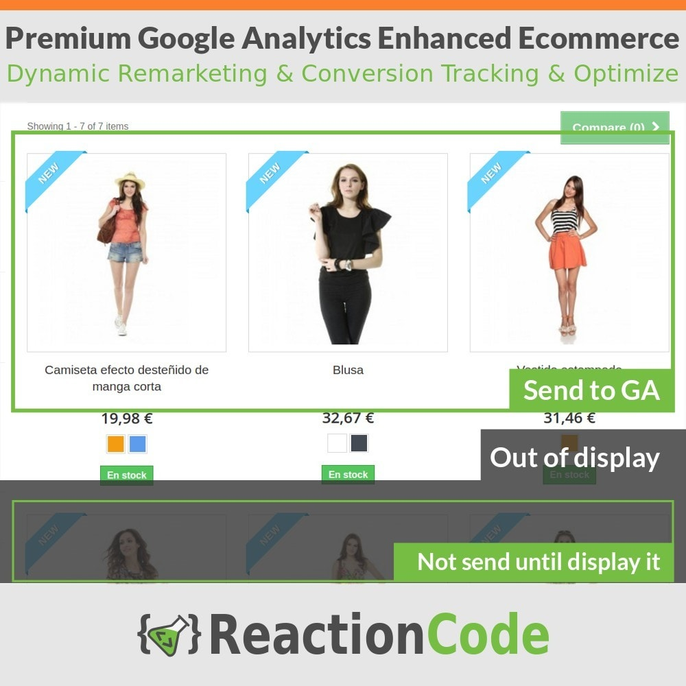 module - Analyses & Statistiques - Premium Google Analytics Enhanced Ecommerce - 12