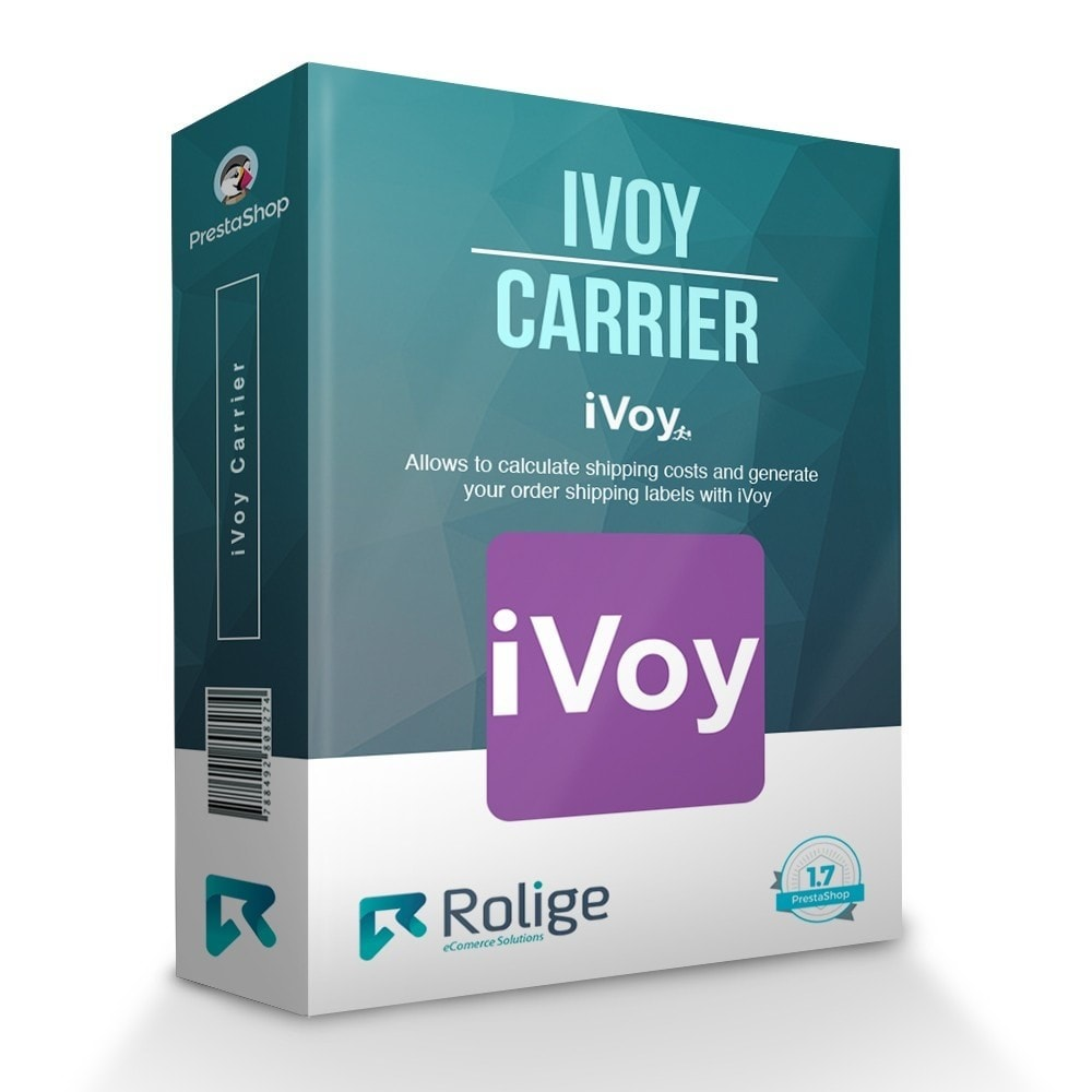 module - Shipping Carriers - iVoy Carrier - 1