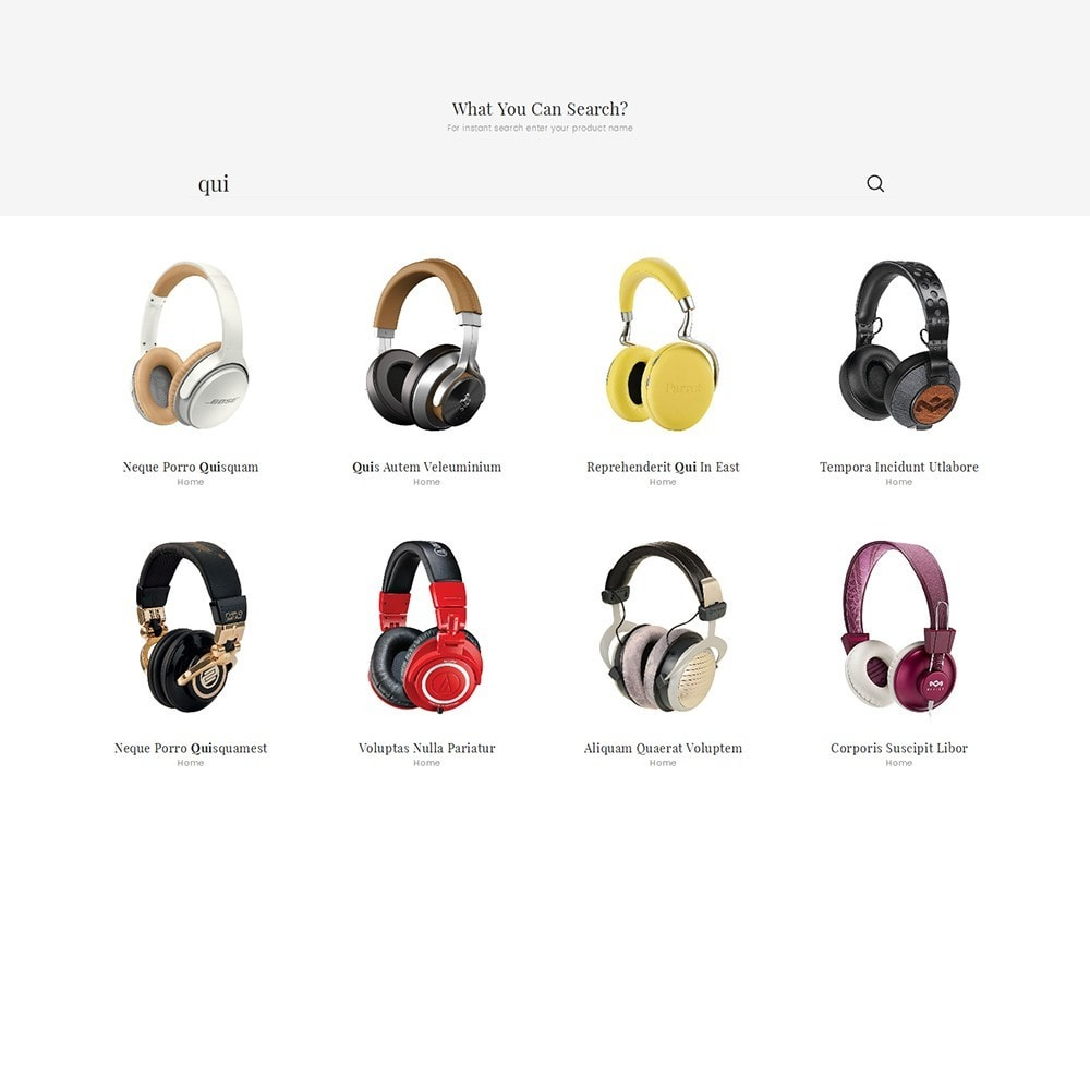 theme - Elettronica & High Tech - Headphone Electronics - 11