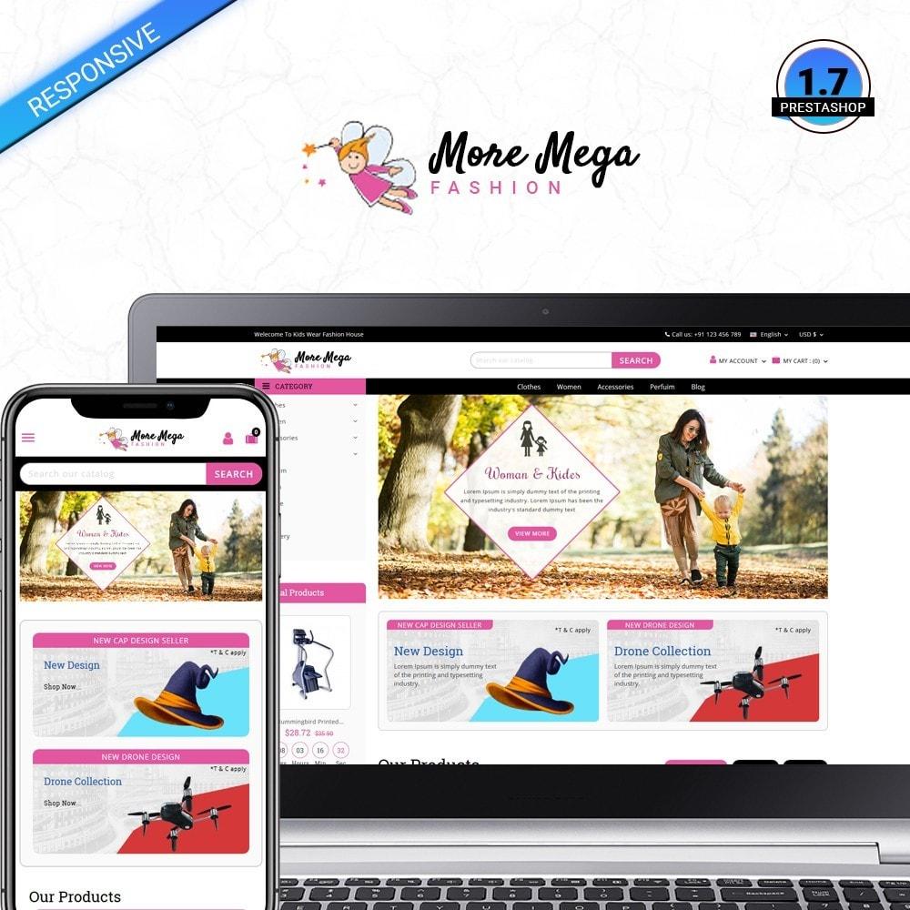 theme - Mode & Chaussures - Moremega_store - 1