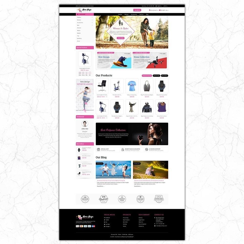 theme - Mode & Chaussures - Moremega_store - 2