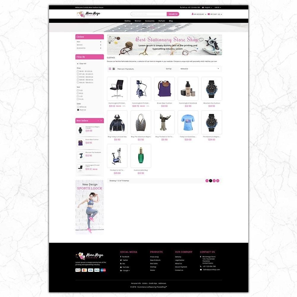theme - Mode & Schuhe - Moremega_store - 3