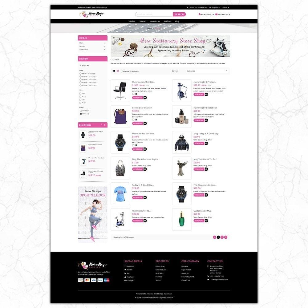 theme - Mode & Chaussures - Moremega_store - 4