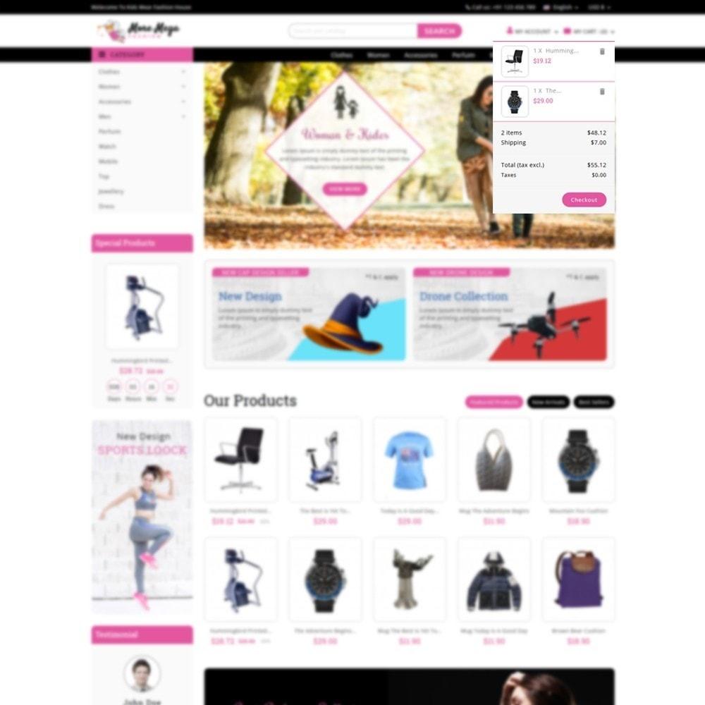 theme - Mode & Schuhe - Moremega_store - 8