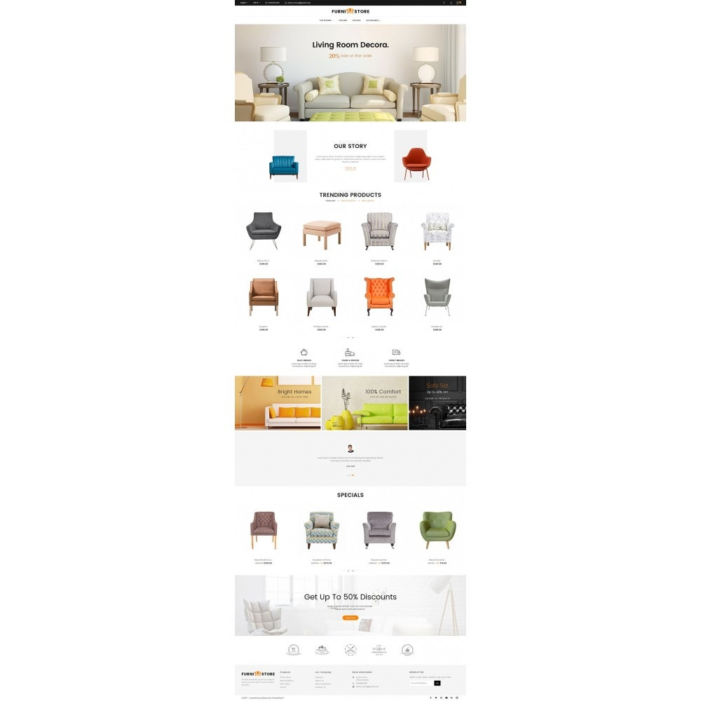 theme - Heim & Garten - Furniture Store - 3