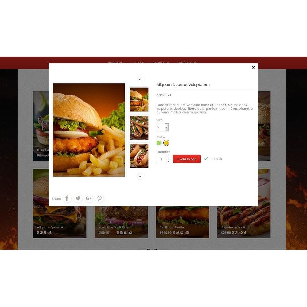 theme - Alimentation & Restauration - Food Kings - 9