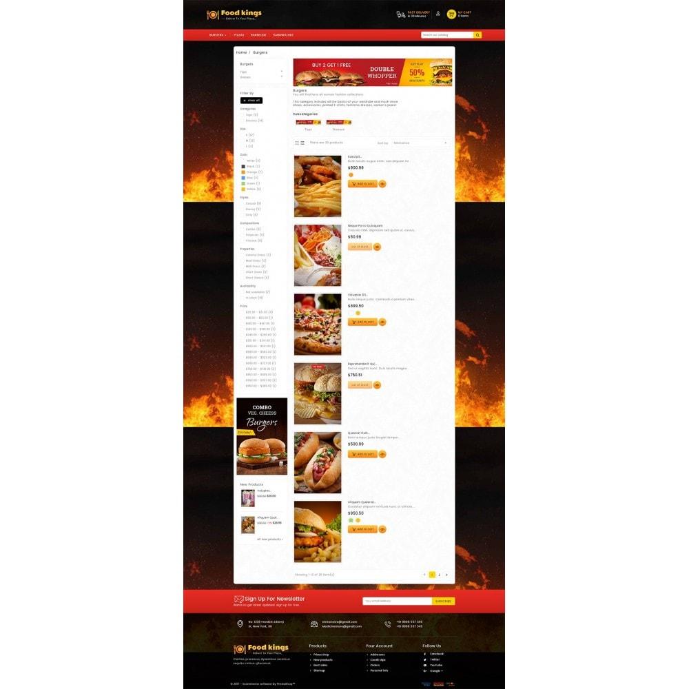 theme - Lebensmittel & Restaurants - Food Kings - 5