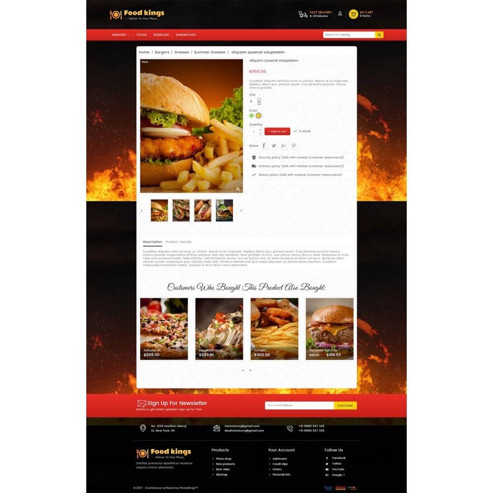 theme - Lebensmittel & Restaurants - Food Kings - 6