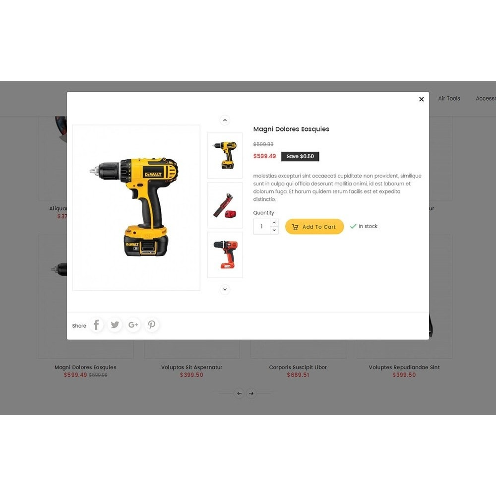 theme - Heim & Garten - Construction Tools Store - 9