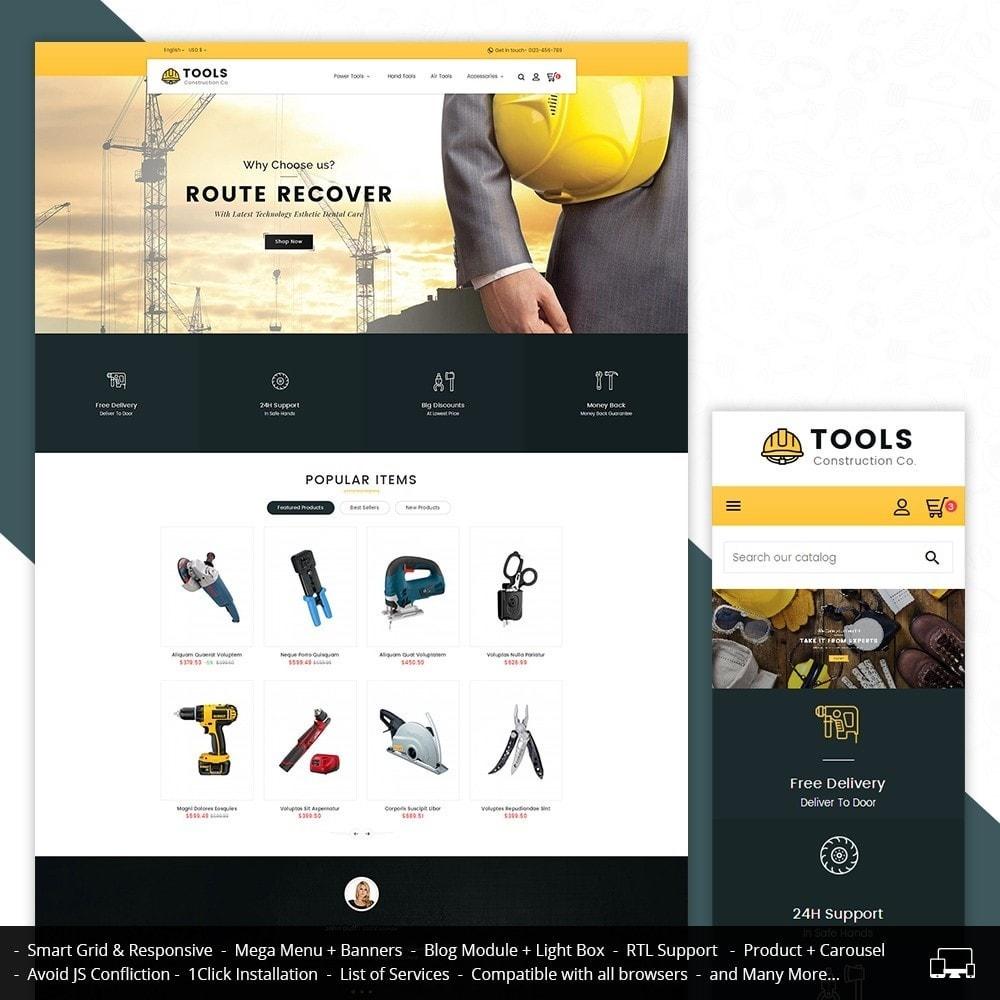 theme - Casa & Giardino - Construction Tools Store - 2