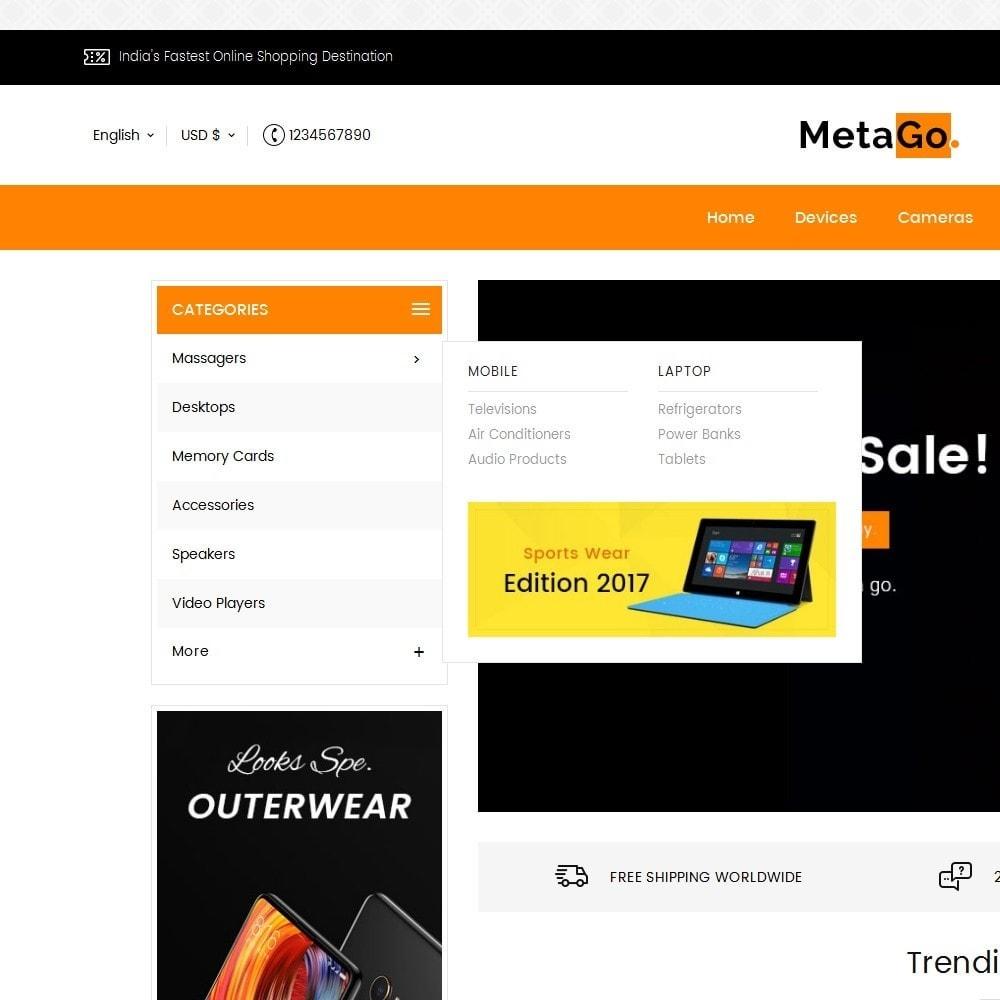 theme - Elettronica & High Tech - Melano Electronics Market - 9