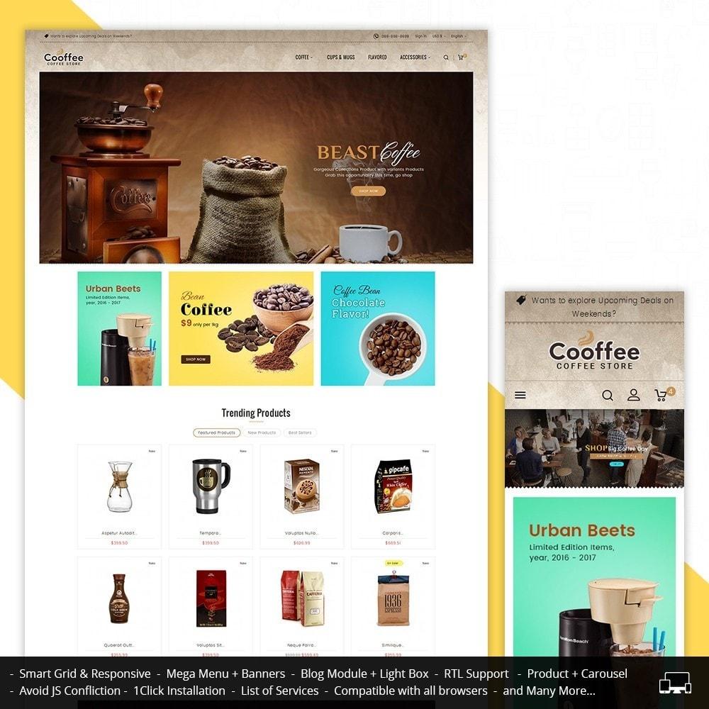 theme - Getränke & Tabak - Cold Coffee Store - 2