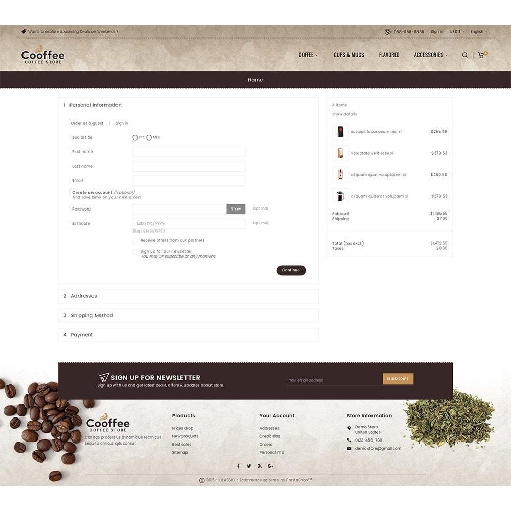 theme - Getränke & Tabak - Cold Coffee Store - 8