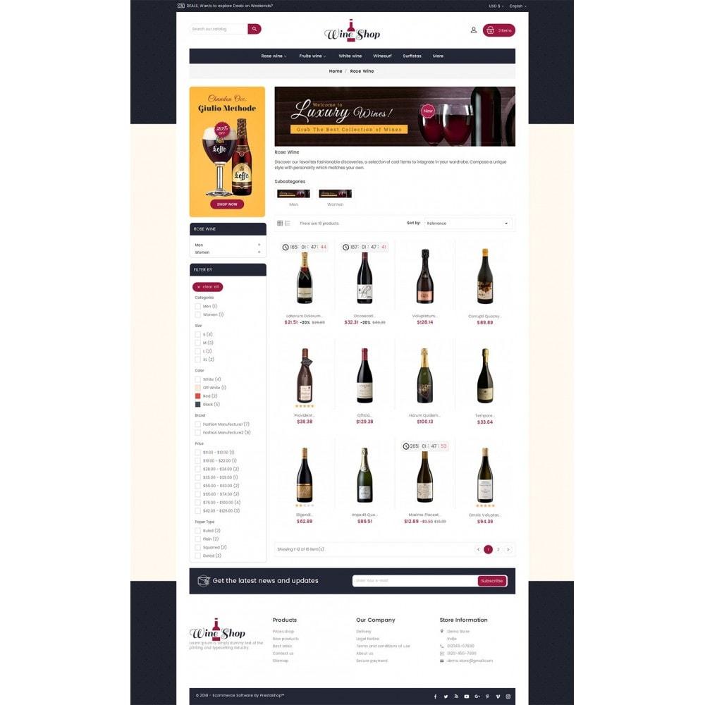 theme - Boissons & Tabac - Mega Wine Club - 4