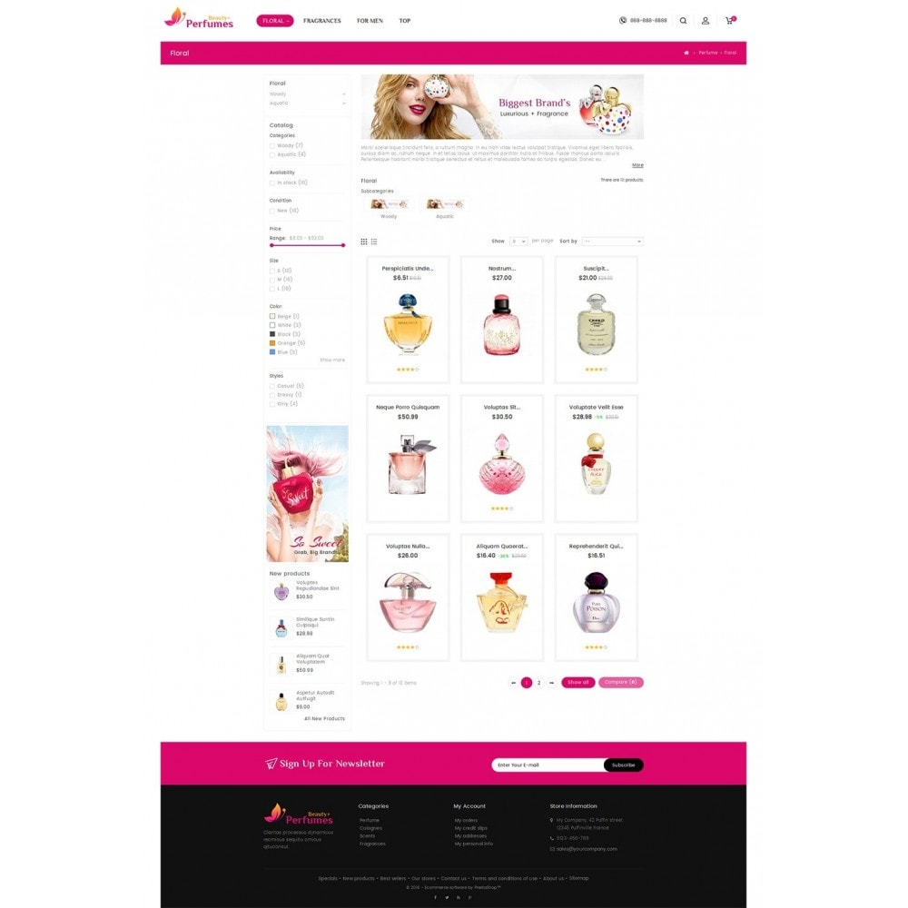theme - Gesundheit & Schönheit - Beauty Perfume Store - 4