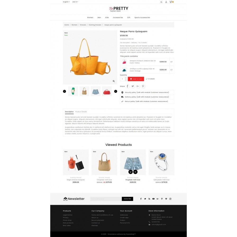 theme - Mode & Schuhe - BePretty Fashion Store - 5