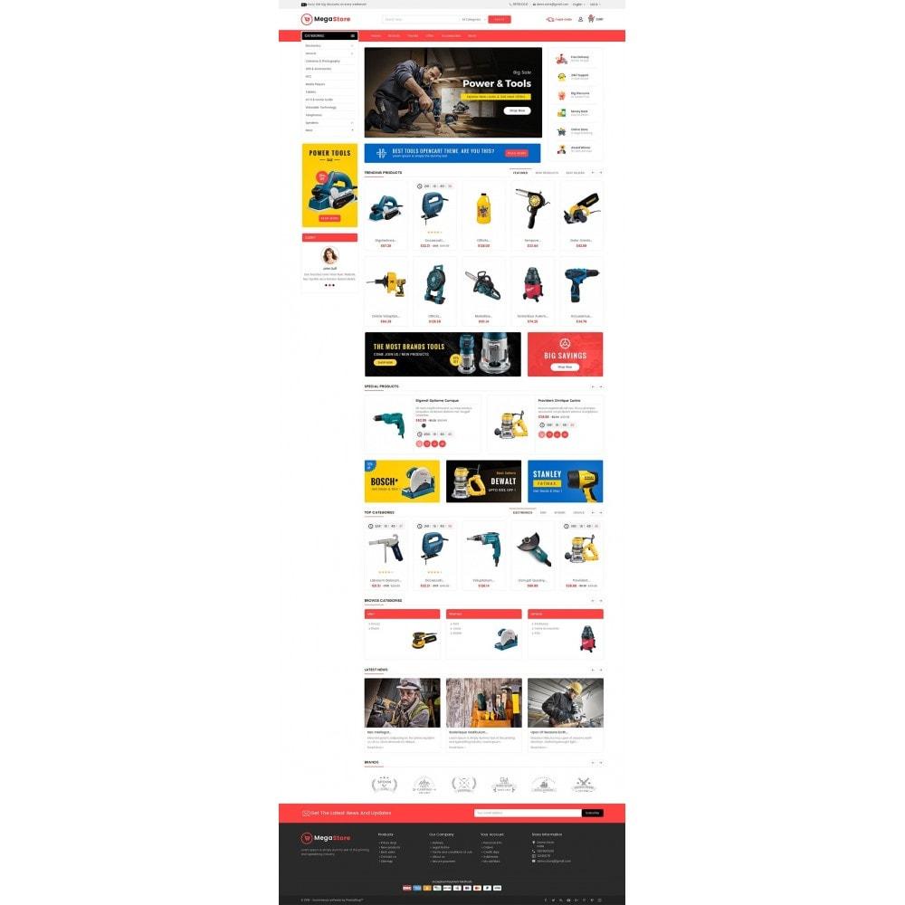 theme - Electronique & High Tech - Mega Power Tools Store - 3