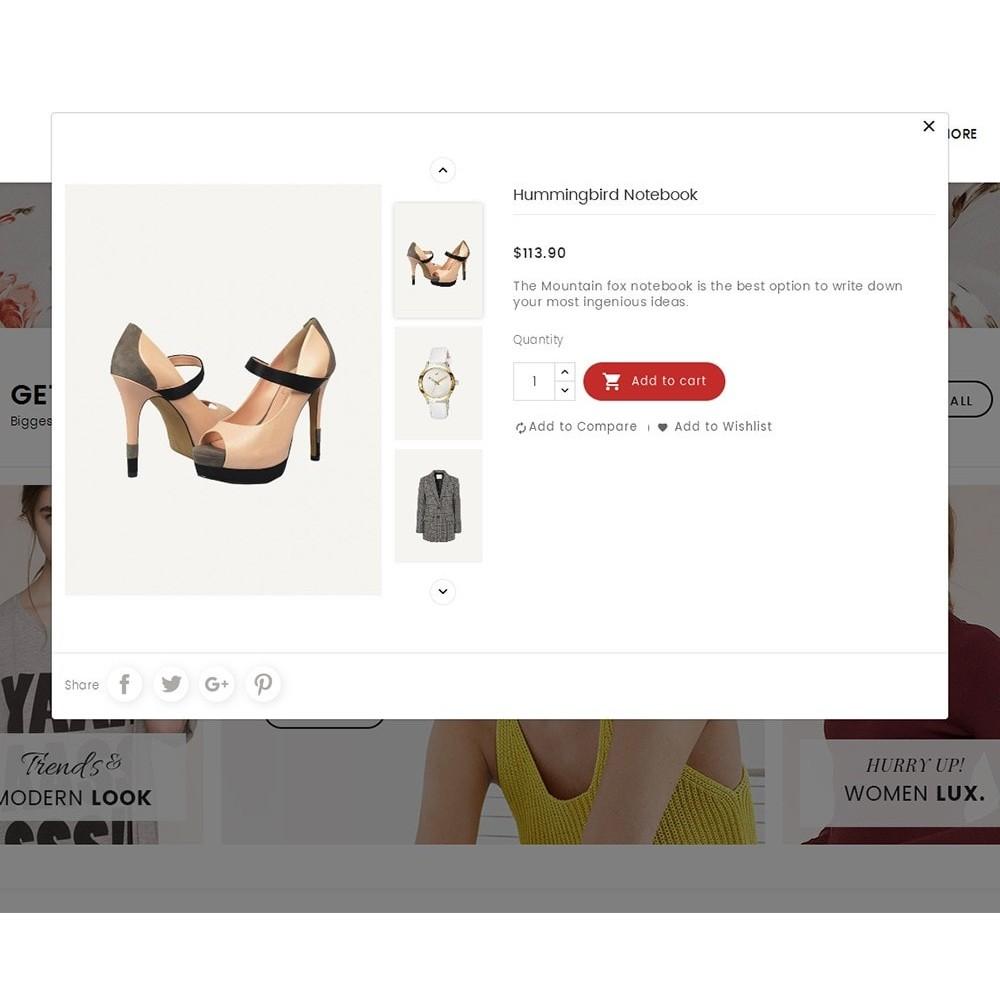 theme - Moda & Calçados - Baroda Fabrics - 8