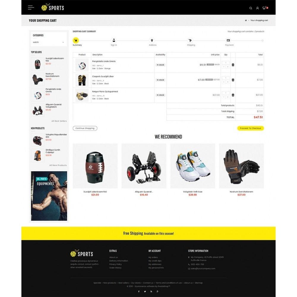 theme - Sport, Loisirs & Voyage - Sports Store - 7
