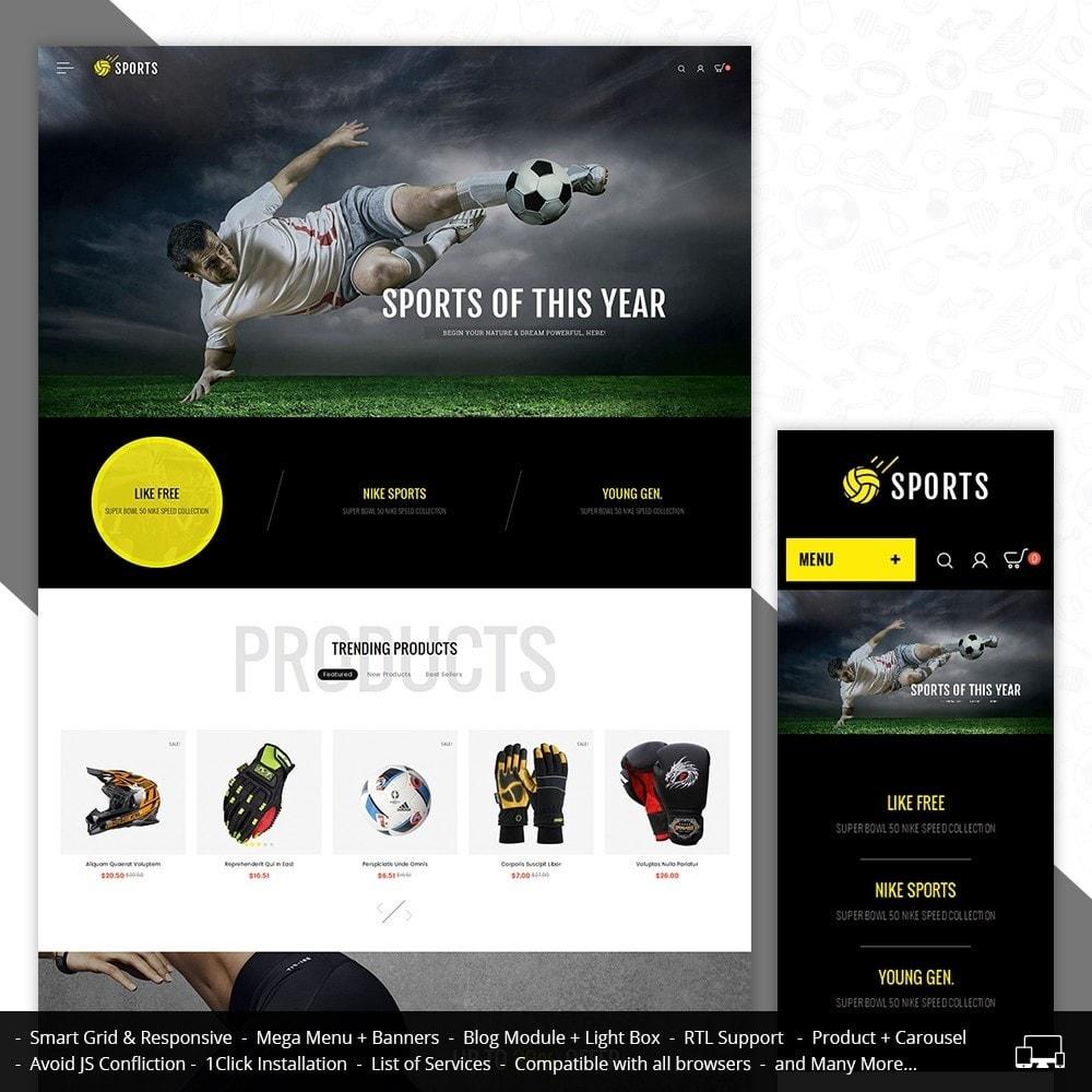 theme - Deportes, Actividades y Viajes - Sports Store - 2