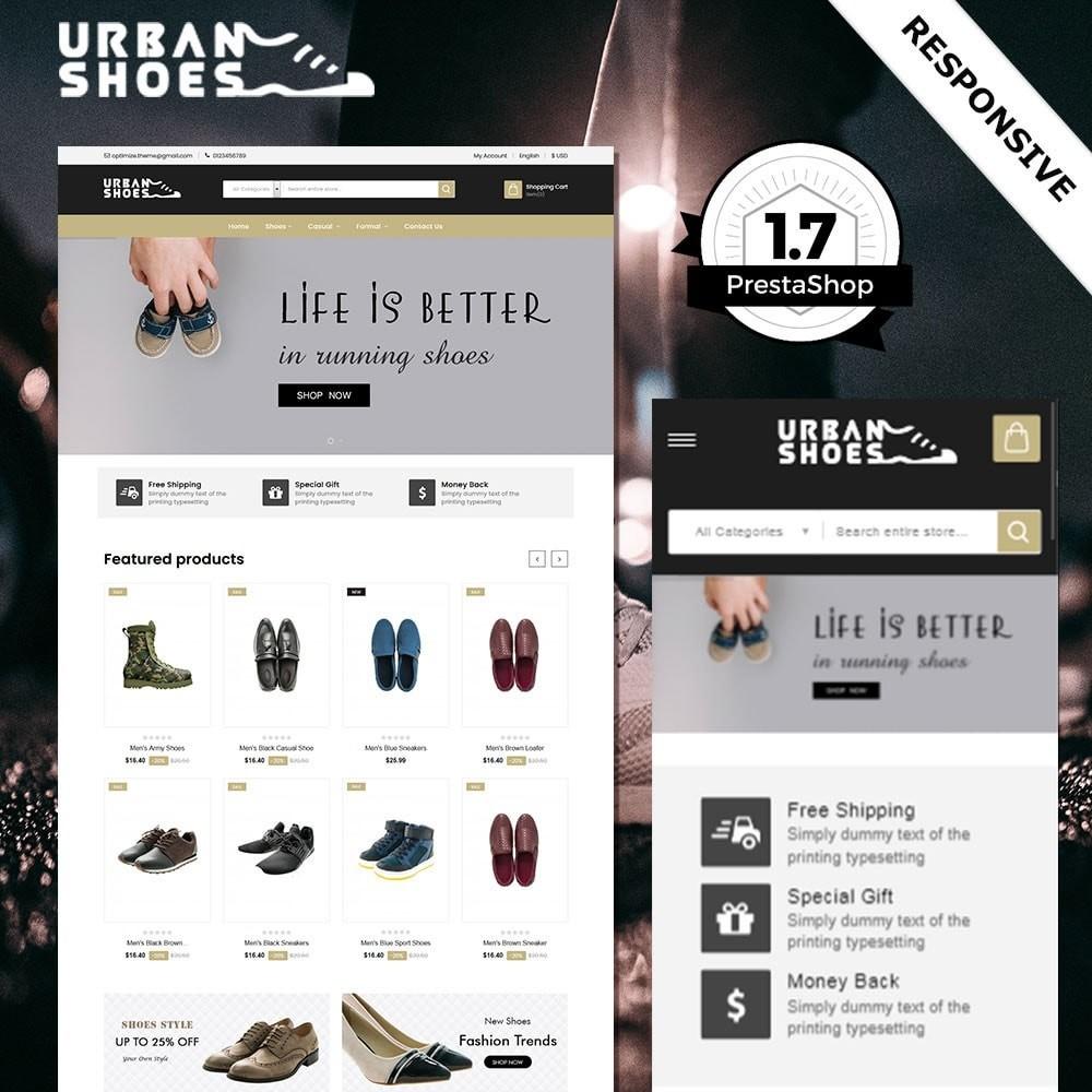 theme - Moda & Calçados - Loja de calçados urbanos - 2